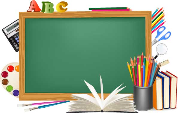 free school clipart backgrounds - photo #4
