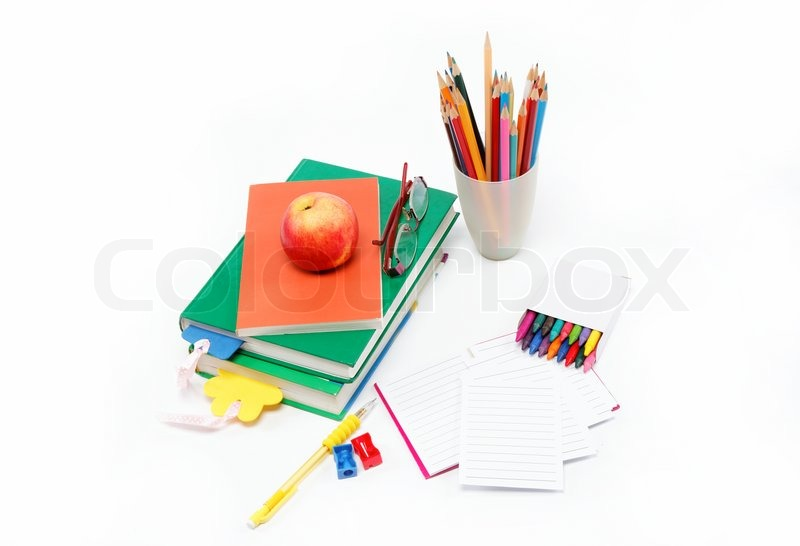 school-supplies-background-4132788-915976-school-supplies-books ...