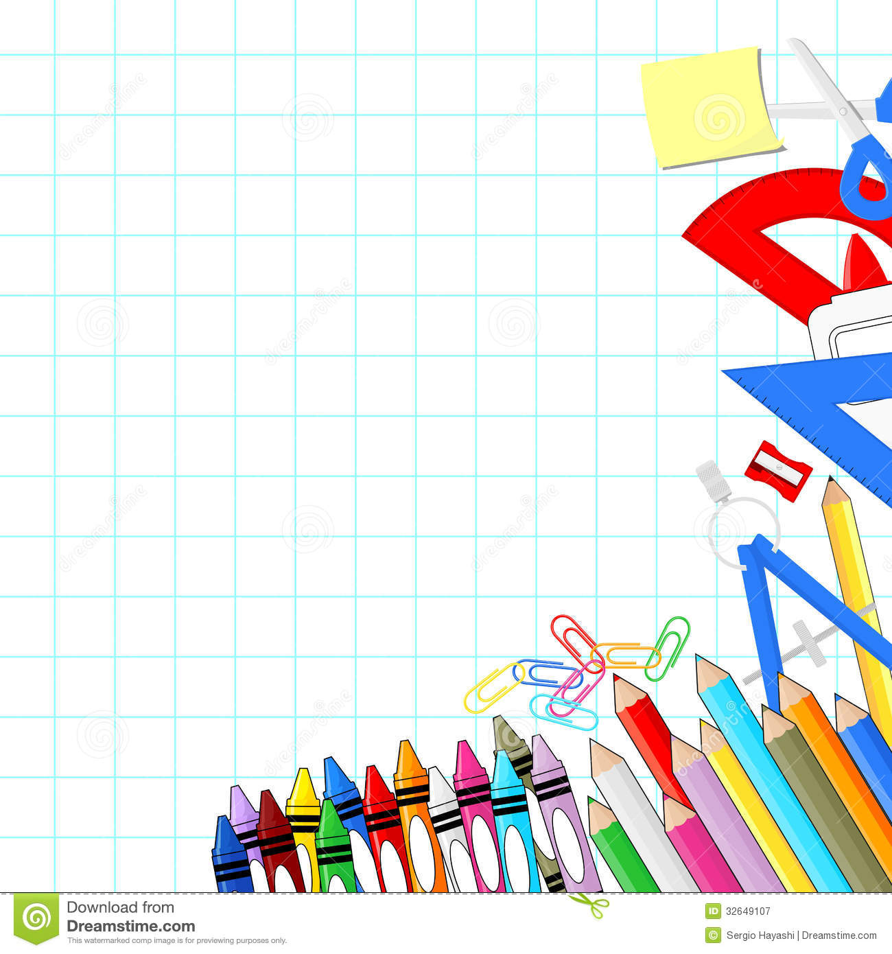 clipart school background - photo #21