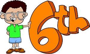 4th Grade 5th Grade 6th Grade