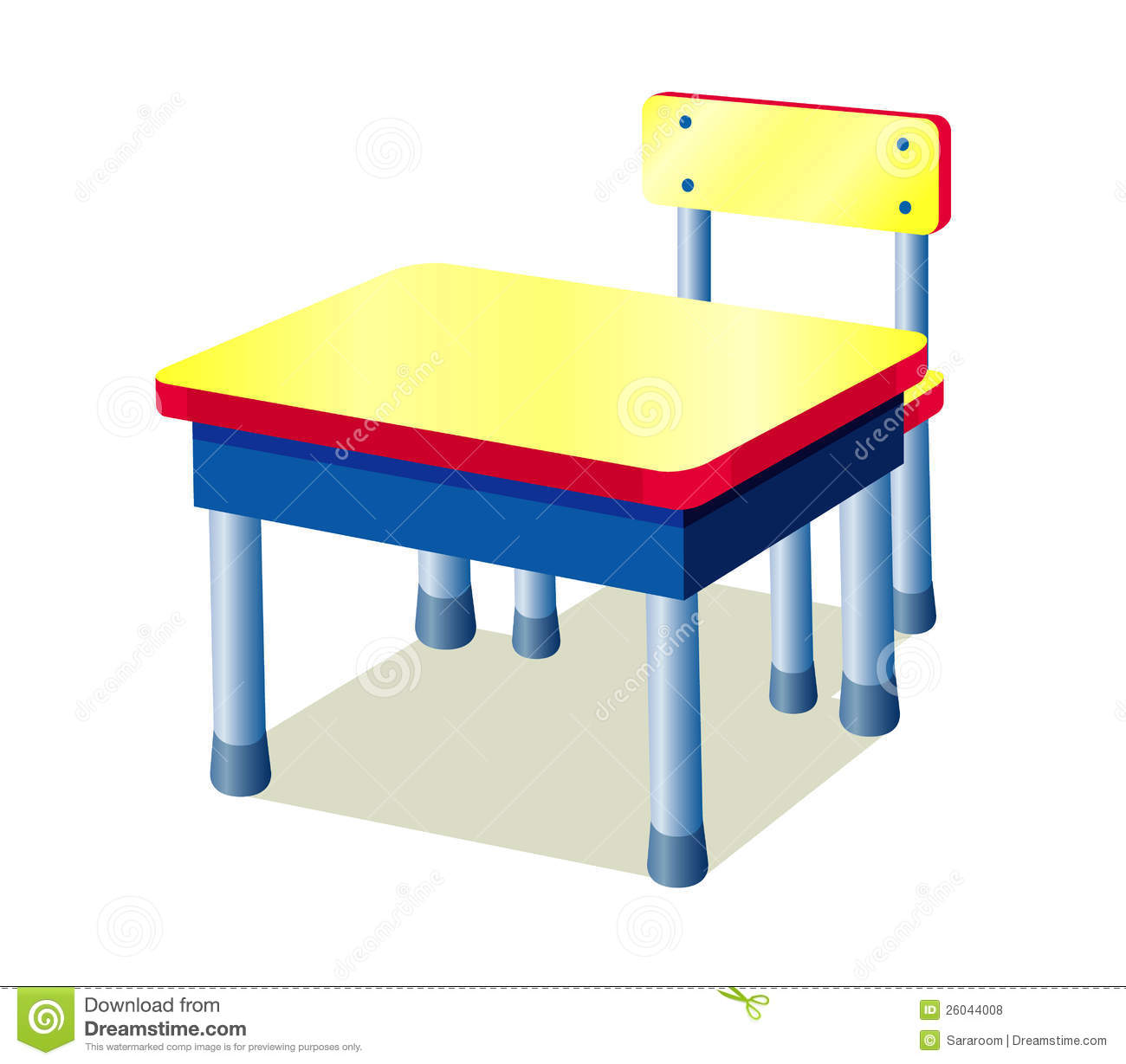 School table | Clipart Panda - Free Clipart Images for School Table Clipart  177nar