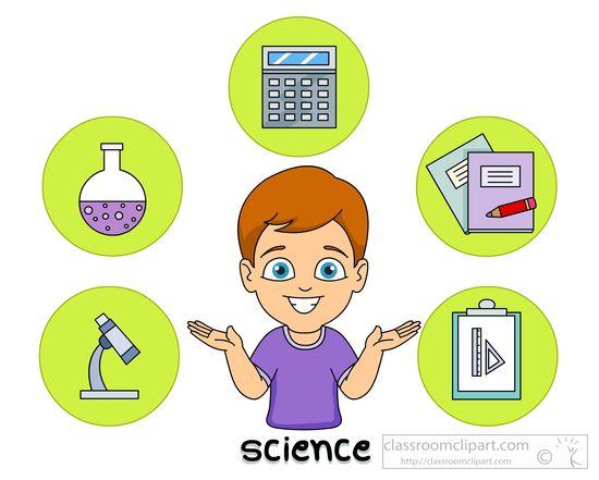 Science Clip Art For Children
