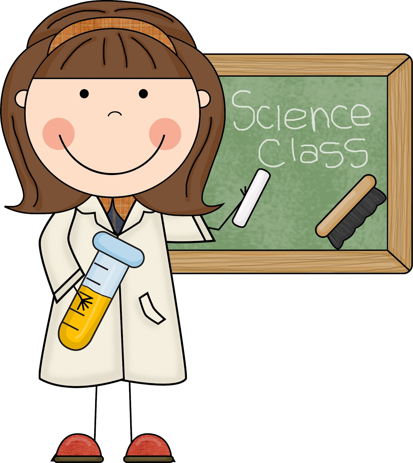 Science Teacher Clipart | Clipart Panda - Free Clipart Images