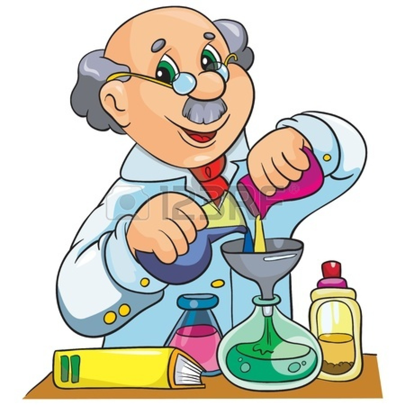 Scientist Clipart | Clipart Panda - Free Clipart Images