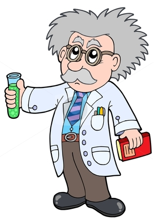 Image result for scientist clip art