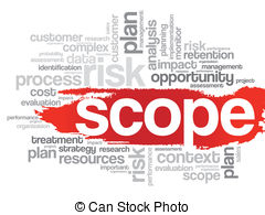 scope of a project