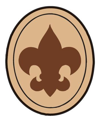 free boy scout symbol clipart clipartmansioncom