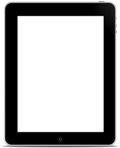 Ipad Clipart Black And White | Clipart Panda - Free ...