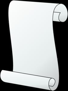 Free Script Clip Art