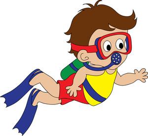 scuba-clipart-brown_haired_cartoon_boy_scuba_diving_0515-1102-2021 ...