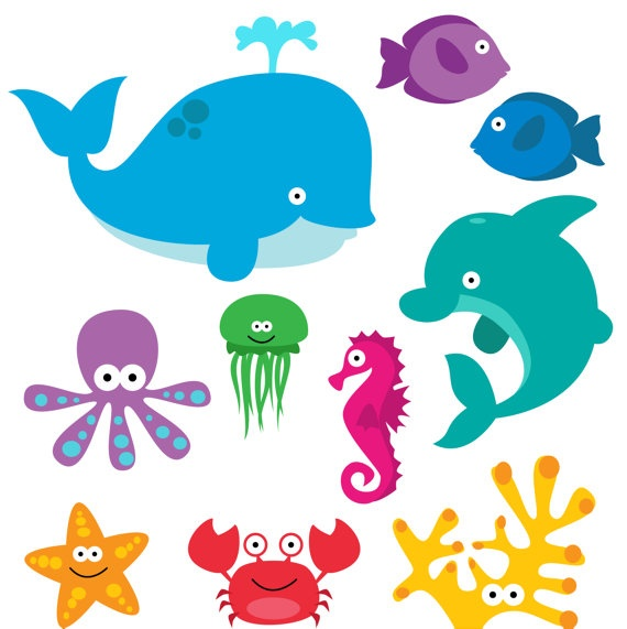 Sea Clipart | Clipart Panda - Free Clipart Images