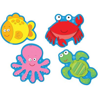 Sea life clip art | Clipart Panda - Free Clipart Images