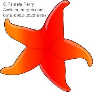 Sea Star Clipart | Clipart Panda - Free Clipart Images