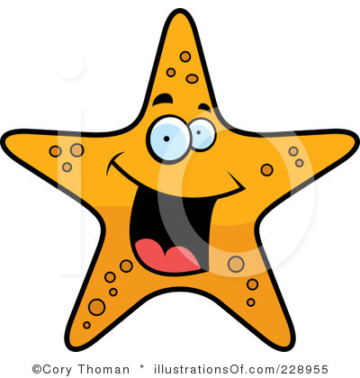 Sea Star Clipart