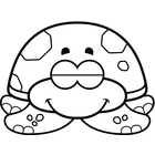 sea%20turtle%20clipart%20black%20and%20white