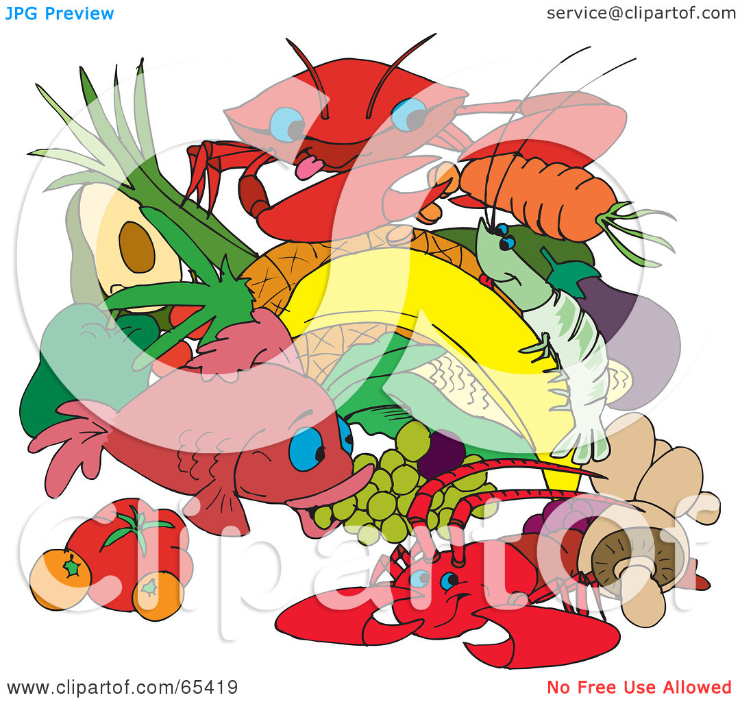 Seafood Clipart Free   Clipart Panda - Free Clipart Images