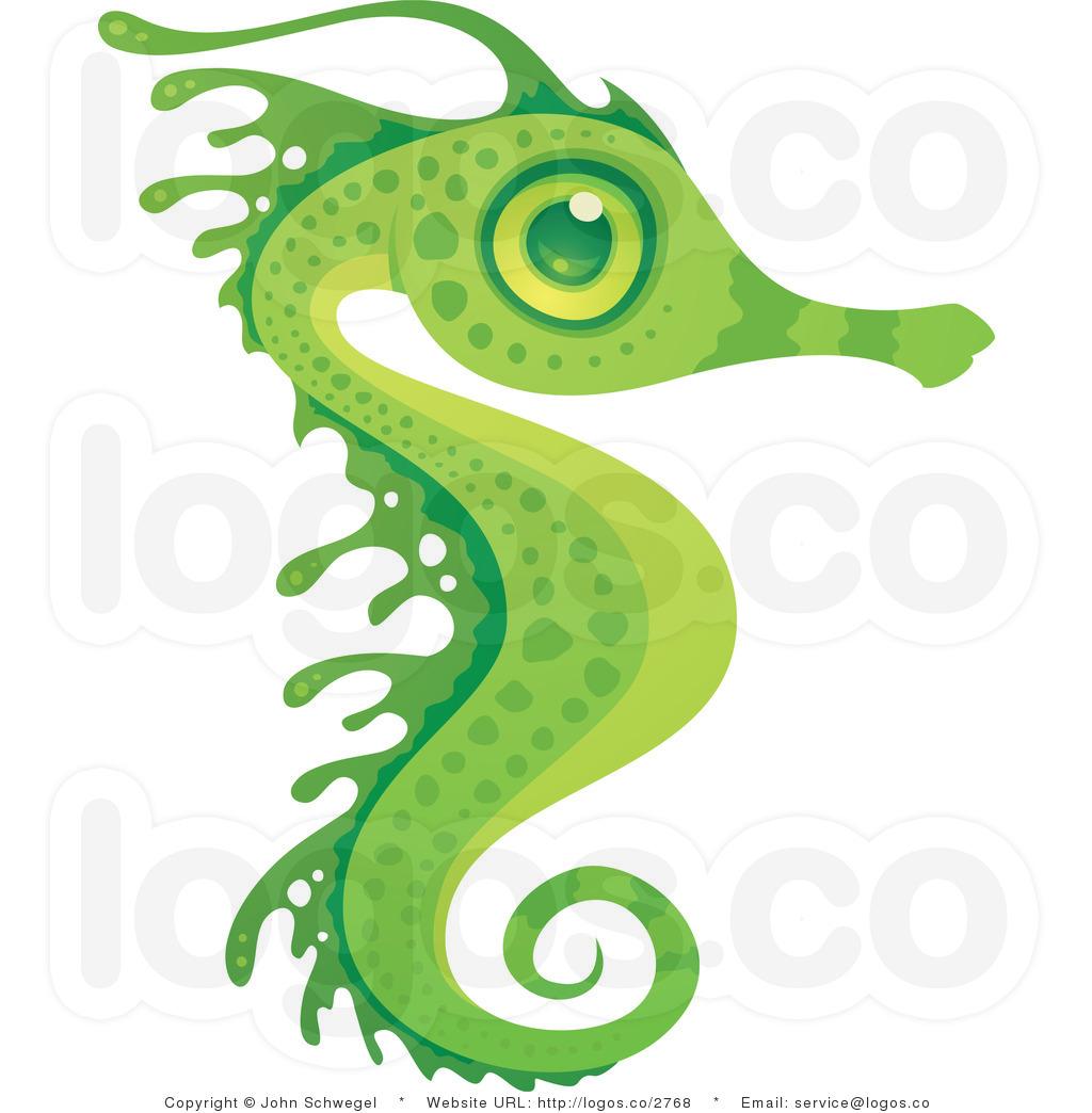 clipart panda seahorse - photo #13