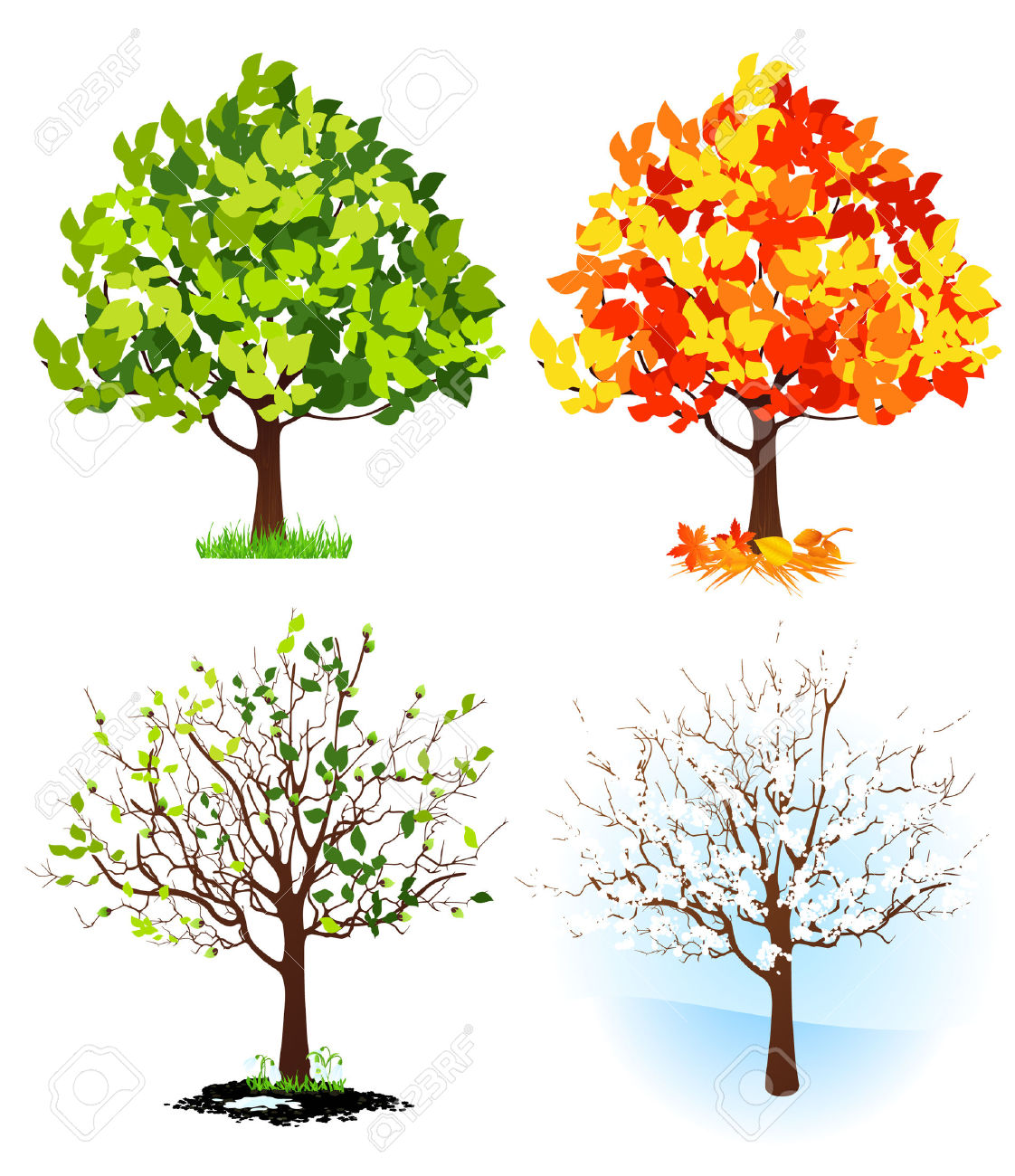 Seasons Clip Art Free | Clipart Panda - Free Clipart Images