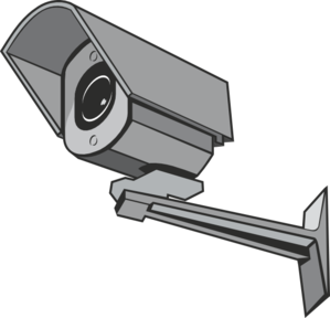 Video Surveillance Camera Clipart | Clipart Panda - Free Clipart ...
