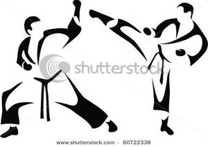Kung Fu Self-Defense Clip Art – Clipart Download