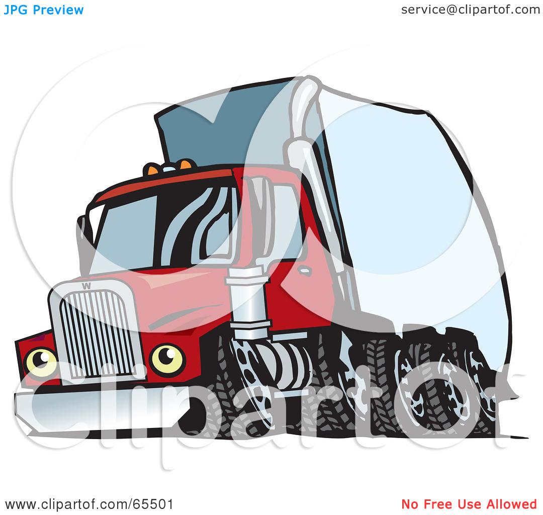 Semi Truck Images Clip Art Semi Clip Art