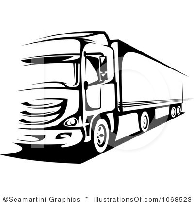Cartoon Black And White 1969 Cheverolet El Camino Muscle Car Coupe Utility Pickup 1354841 additionally Frenos 2 in addition Camion moreover Dumptruck likewise TM 9 2320 363 20 1 68. on tractor trailer