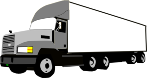 Clip Art Semi Truck Clipart semi truck clipart black and white panda free clipart