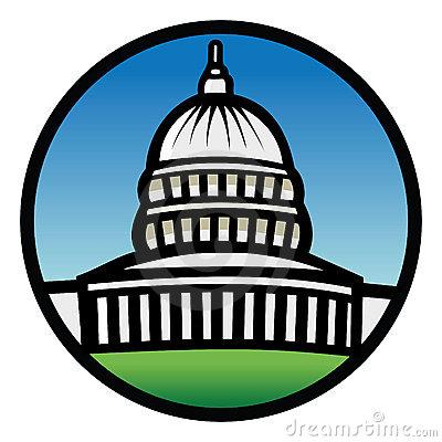 Senate Building Clipart