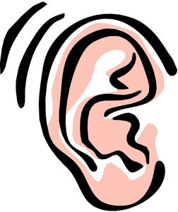 Sense Of Hearing Clipart | Clipart Panda - Free Clipart Images