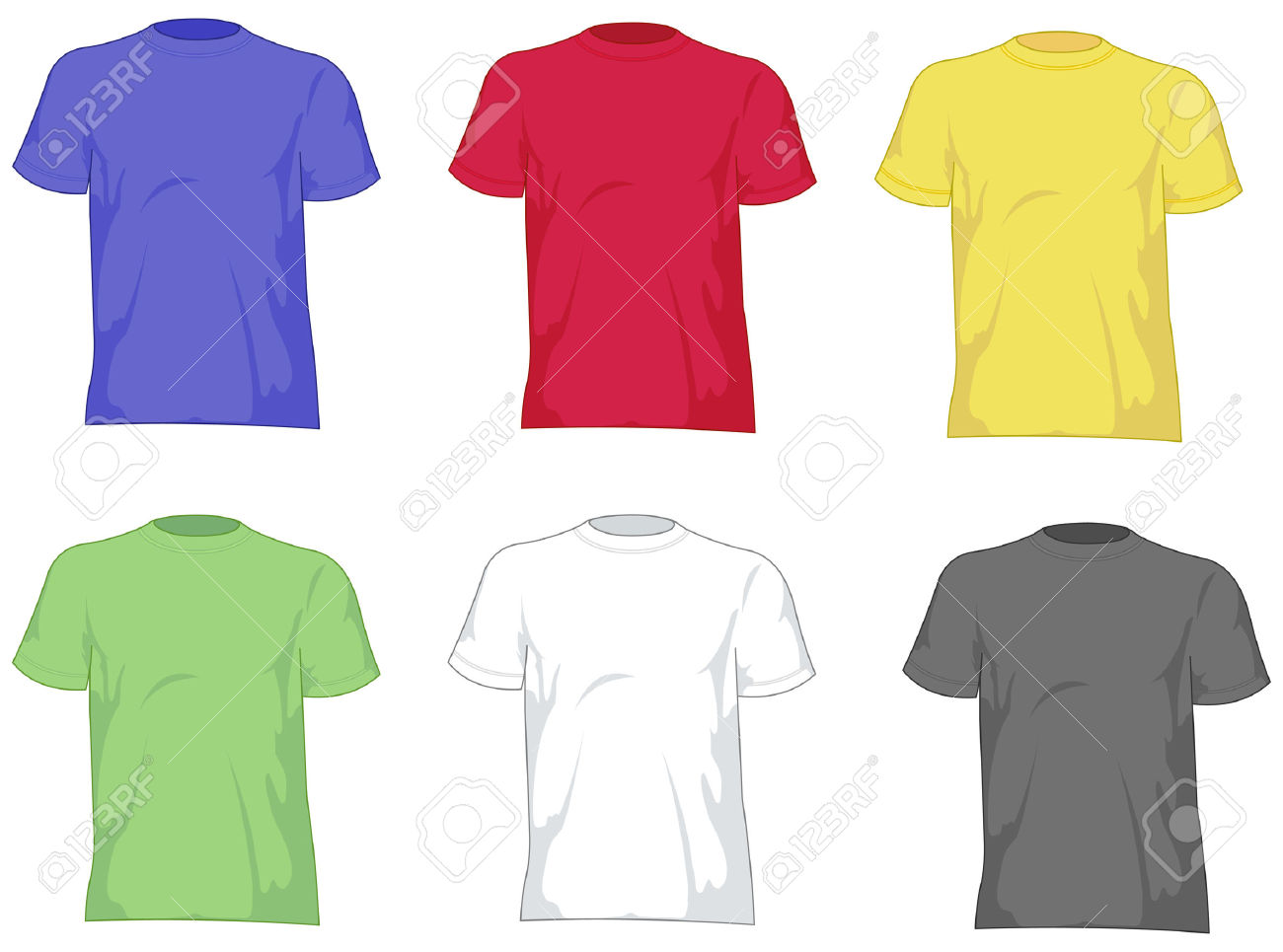 Set clipart clipart panda free clipart images for Vector art for t shirts