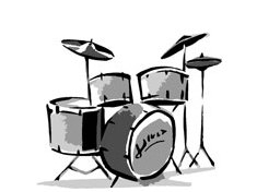 quad drum clip art clipart panda free clipart images rh clipartpanda com clip art drum sticks drum set clipart