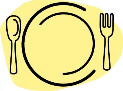 Set Table Clip Art – Cliparts