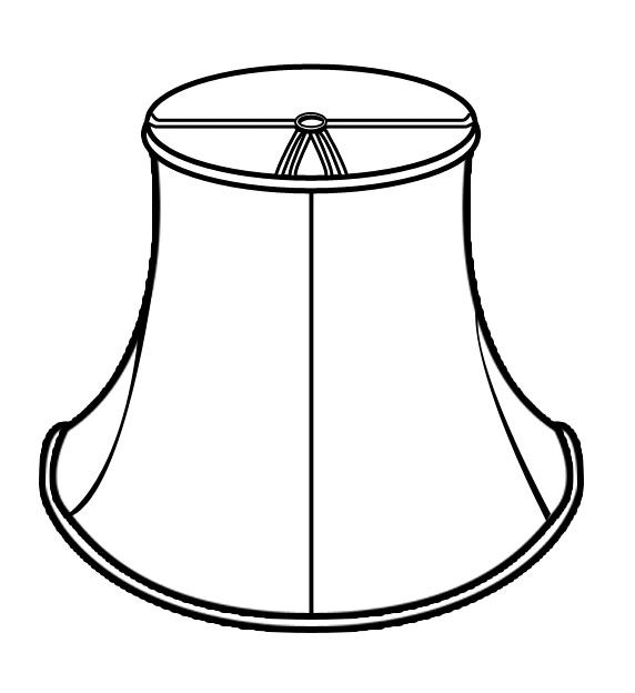 coloring pages roseart lampshades - photo#32
