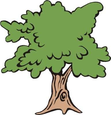 Clip Art Oak Tree Clipart oak trees clipart panda free images