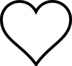 Clip Art Heart Shape Clipart clipart heart shape panda free images clip art