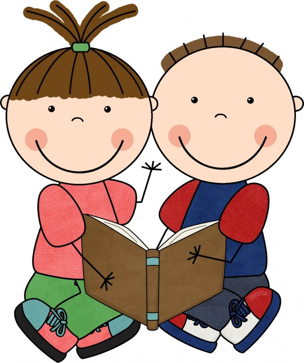 Free Clip Art Children Reading Books | Clipart Panda - Free ...