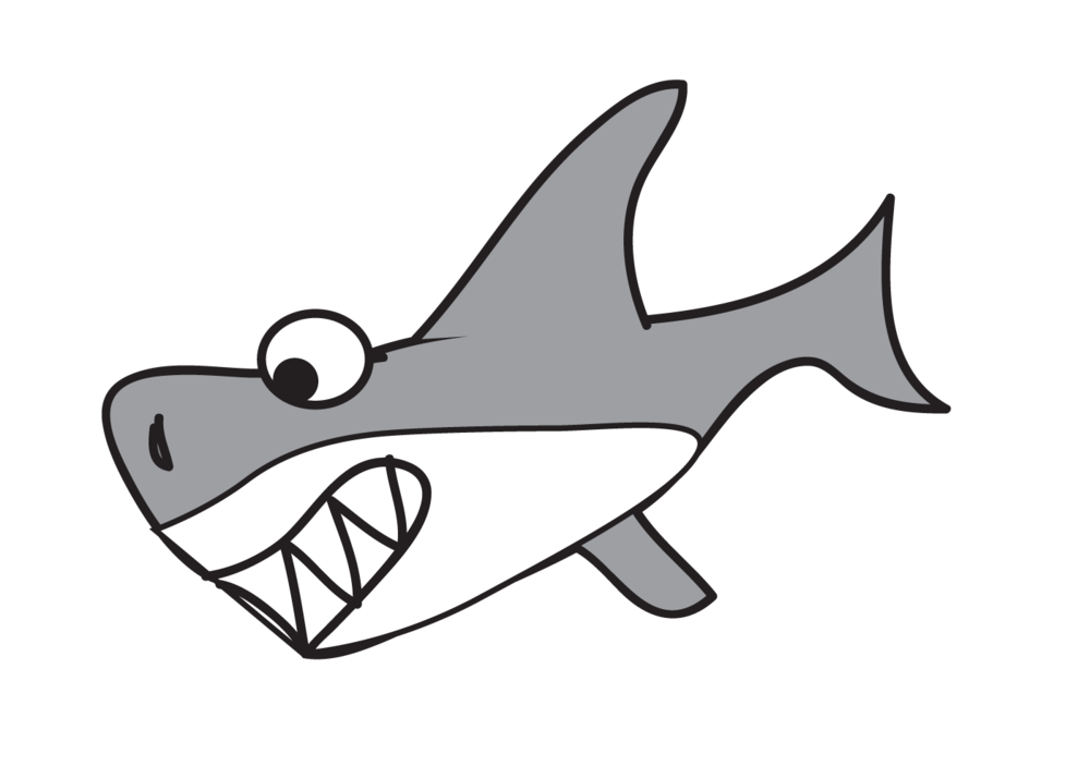 shark cartoon clipart panda free clipart images shark clipart black and white shark clipart black and white