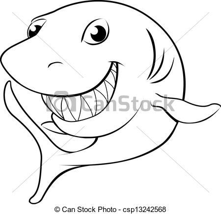 shark%20clipart%20black%20and%20white