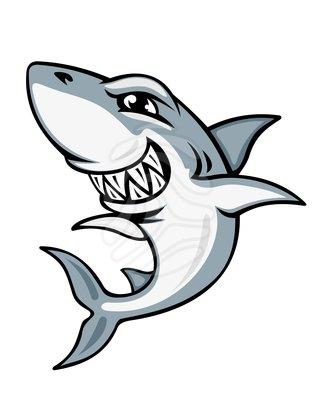 clip art cartoon shark mascot clipart panda free clipart images rh clipartpanda com free clipart shark attack free clipart shark outline