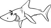 Shark Fin Illustration   Clipart Panda - Free Clipart Images