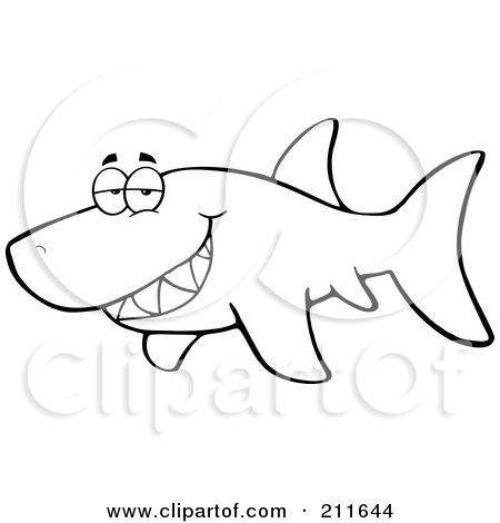 sharkfin banner template - shark fin outline clipart panda free clipart images