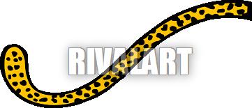 cheetah s tail clipart panda free clipart images rh clipartpanda com Cheetah Drawing Blue Cheetah