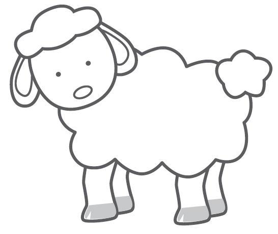Sheep Clip Art Images