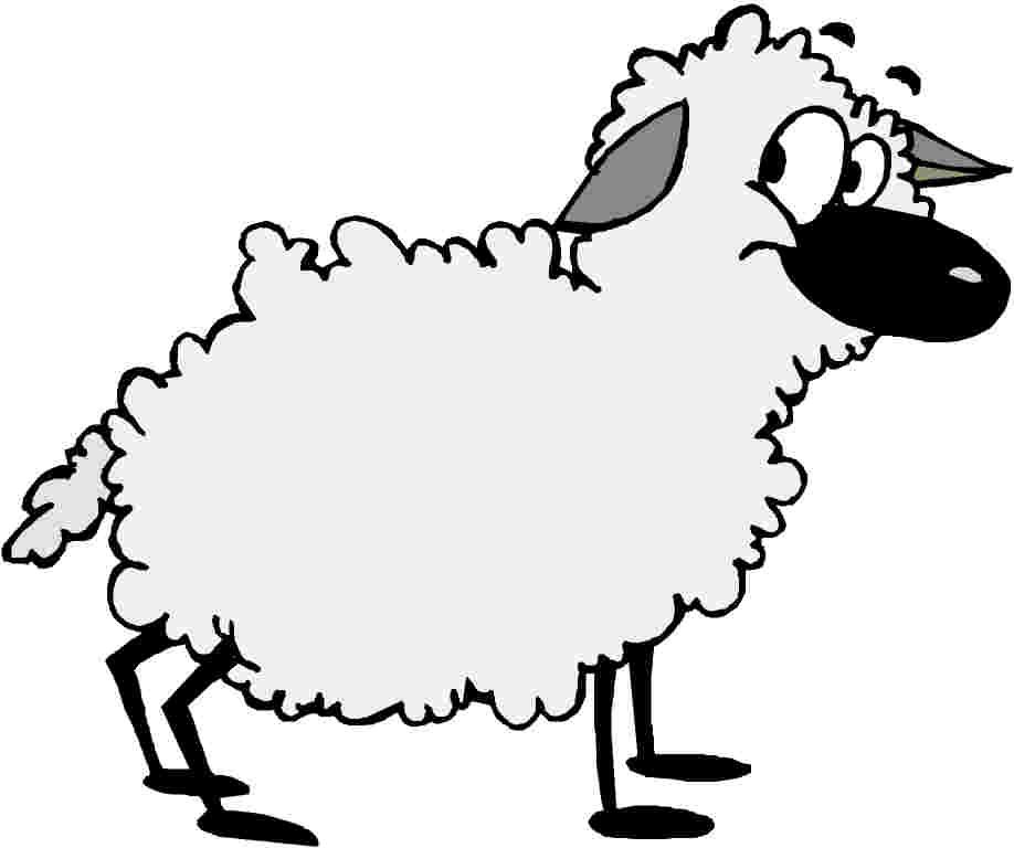 Sheep Clip Art Cartoon | Clipart Panda - Free Clipart Images
