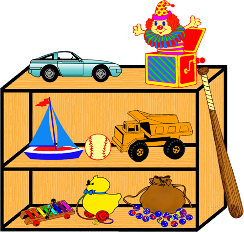 Toy Clip Art Free 3