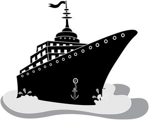 cruise ship clip art clipart panda free clipart images rh clipartpanda com cruise ship clip art border cruise ship clip art black and white
