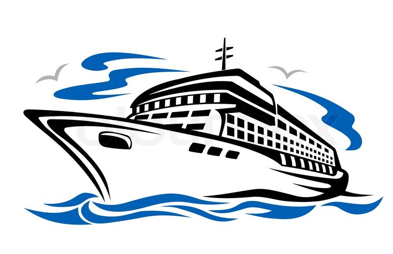 awesome cruise ship clipart clipart panda free clipart