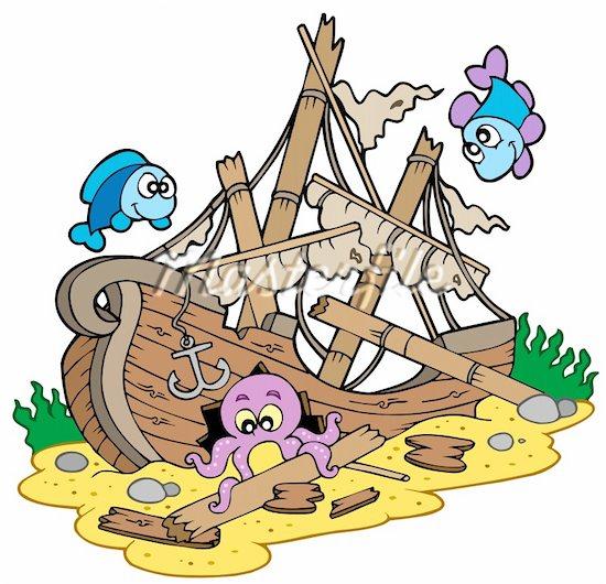 shipwreck at sea bot clipart panda free clipart images rh clipartpanda com  underwater shipwreck clipart