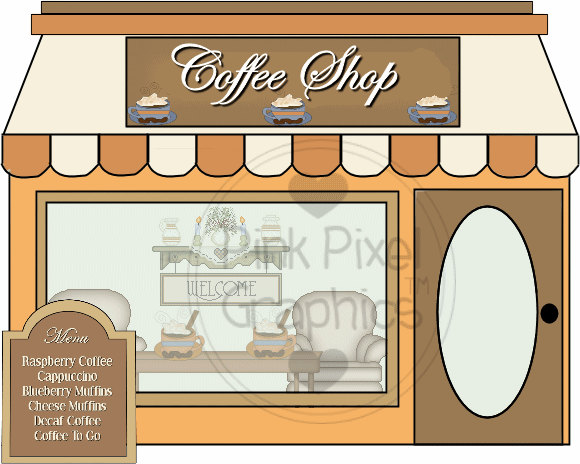 Graphic Design Storefront