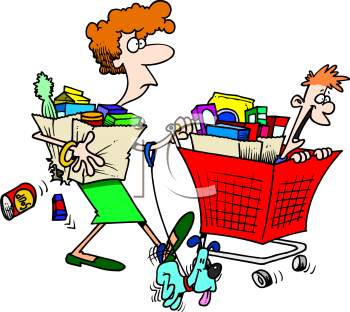 Shopping Clip Art Pictures | Clipart Panda - Free Clipart ...